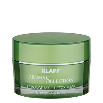KLAPP AROMA SELECTION Lemongrass Detox Mask 50 ml