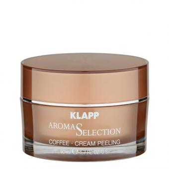 KLAPP AROMA SELECTION Coffee Cream Peeling 50 ml